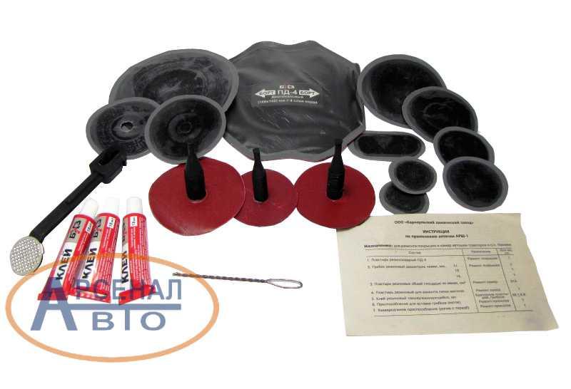 Содержимое аптечки АРШ-1