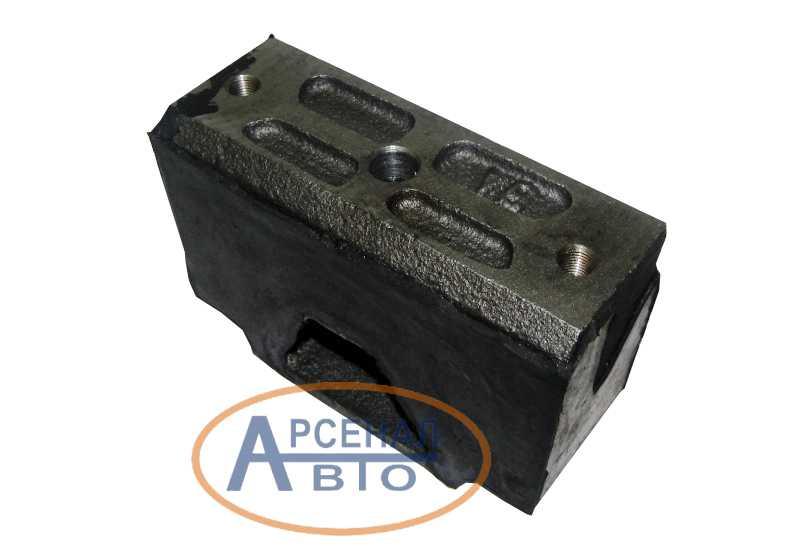 Подушка опоры двигателя автомобиля ЗиЛ-5301