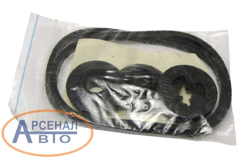 Ремкомплект фильтра очистки топлива КамАЗ