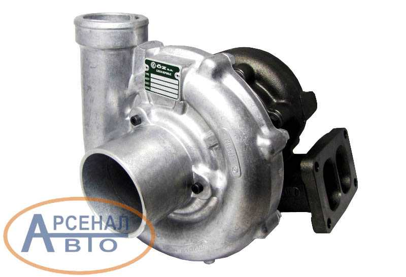 Турбокомпрессор для двигателей ЯМЗ-236НЕ, 236НЕ2, 236БЕ,236БЕ2, 656