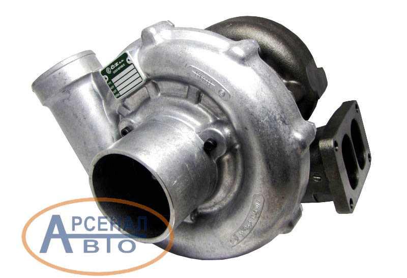 Турбокомпрессор для двигателей ЯМЗ-238Б (238БЕ, 238Д, 238ДЕ, 7511, 658)