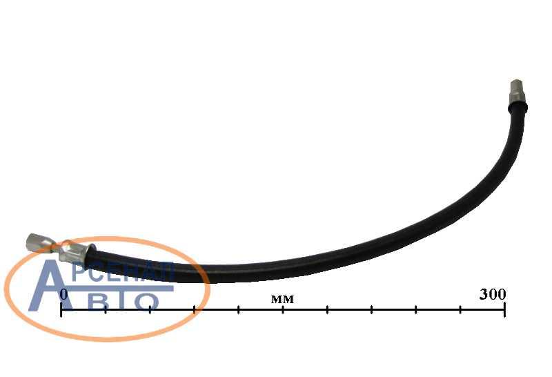 Размеры шланга межосевого дифференциала