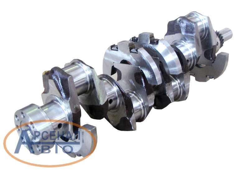 Коленвал двигателя Д-245.7, Д245.9 ЕВРО-2,3