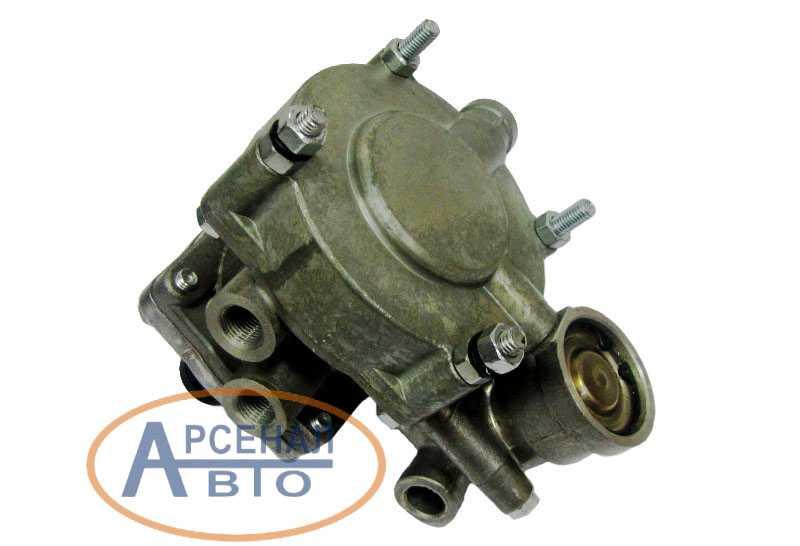 Клапан прицепа 2-х проводный под шумоглушитель