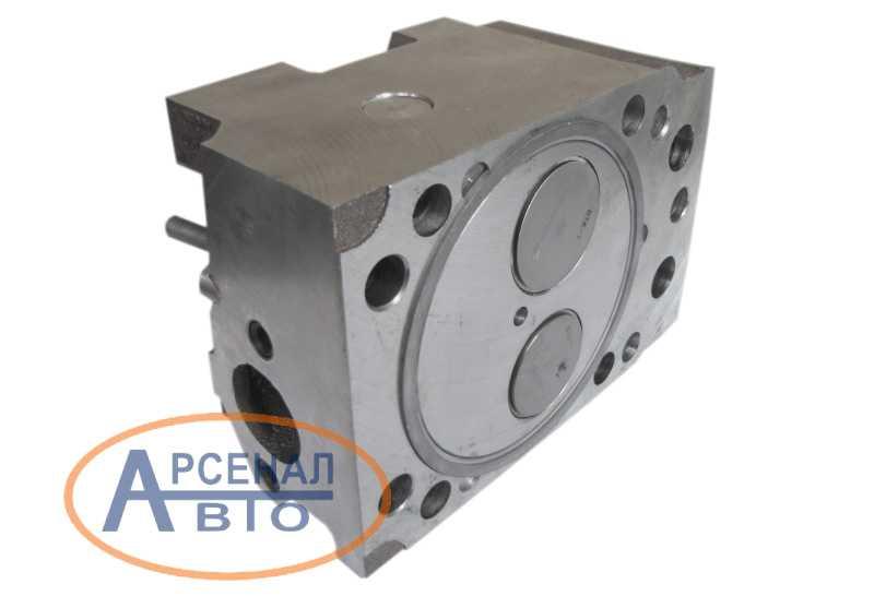 Головка блока для двигателя автомобиля КамАЗ
