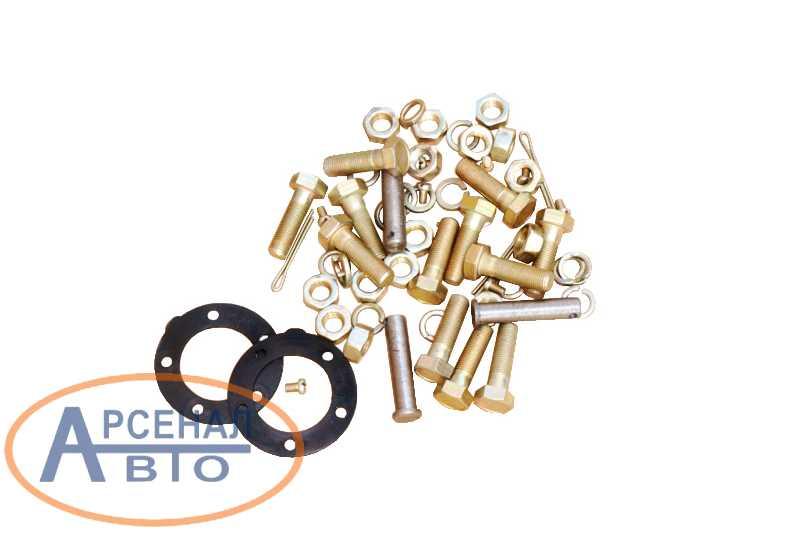 Набор крепежных деталей для установки топливного бака КамАЗ