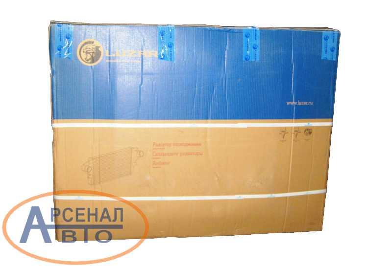 Охладитель в заводской упаковке