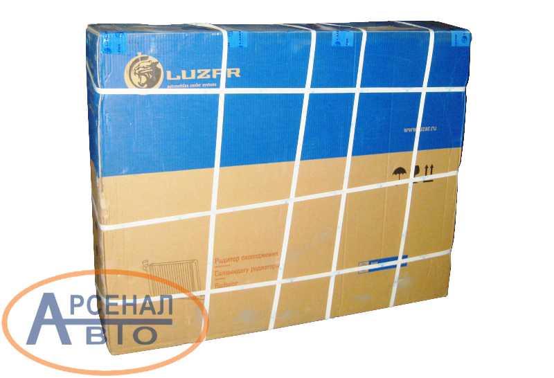 Радиатор LUZAR LRc 07651b в товарной упаковке