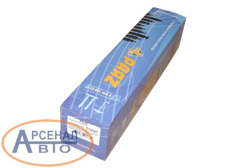 Амортизатор PAAZ в упаковке