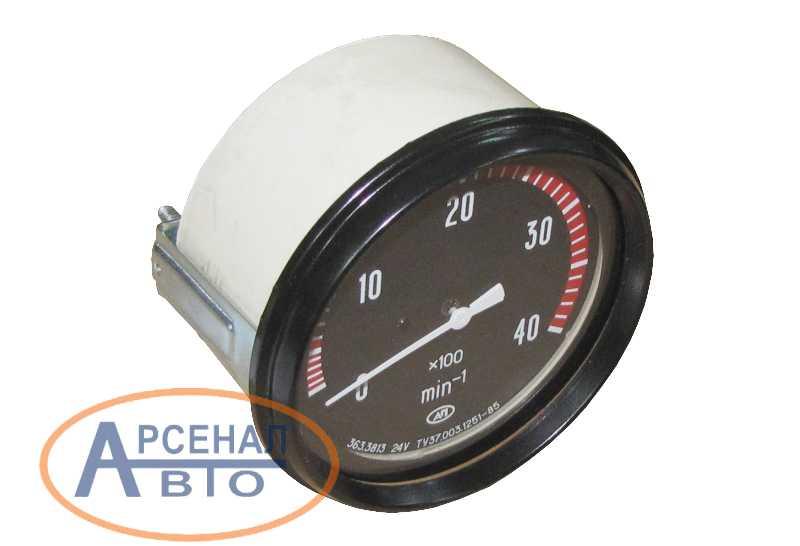 Тахометр КамАЗ-6520