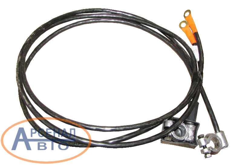 Провода АКБ в комплекте