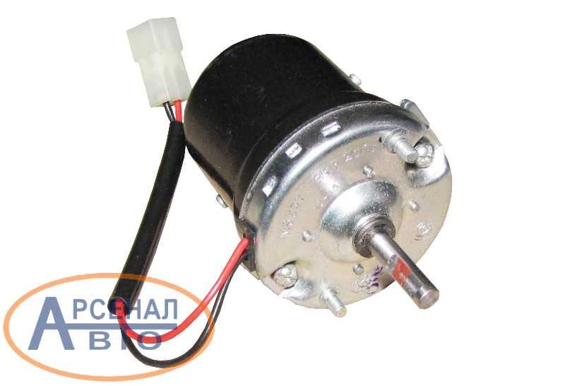 Электродвигатель отопителя МАЗ