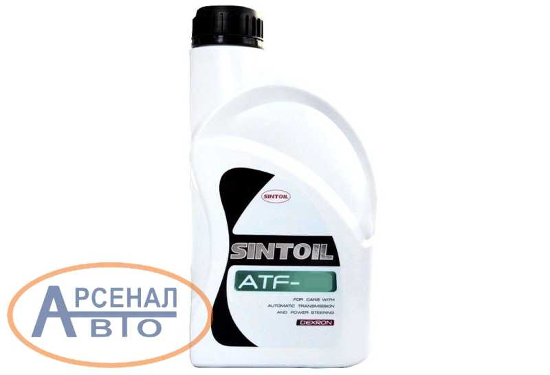Жидкость D3M 4L Sintoil ATF III