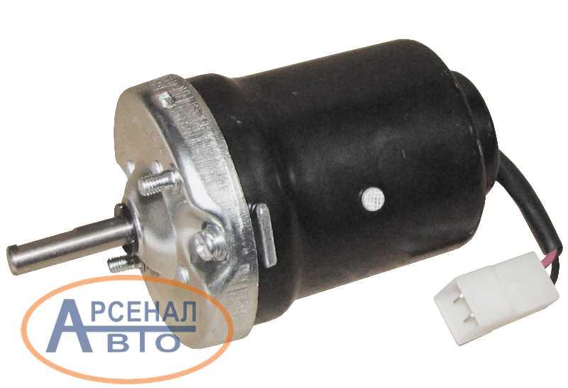 Электродвигатель вентилятора отопителя
