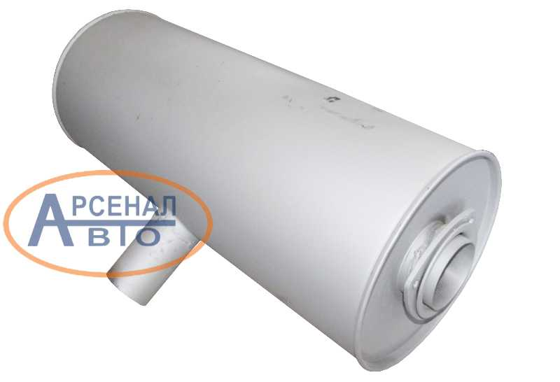 Глушитель выхлопа КамАЗ-5320