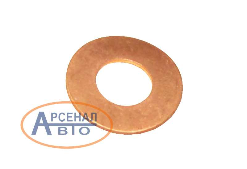 Шайба форсунки 9.5x20x1