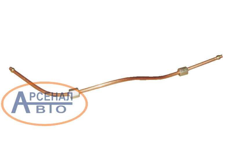 Трубка подвода масла компрессора МАЗ
