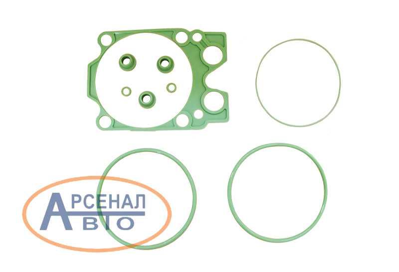 Ремкомплект головки блока КамАЗ