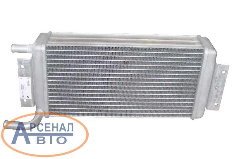 Радиатор отопителя КамАЗ