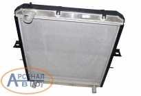 Радиатор МАЗ-53362 алюминиевый LUZAR