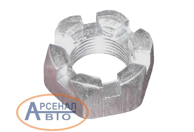 Гайка пальца рулевой тяги ЗиЛ-130