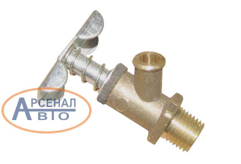 Кран сливной ЗиЛ-130