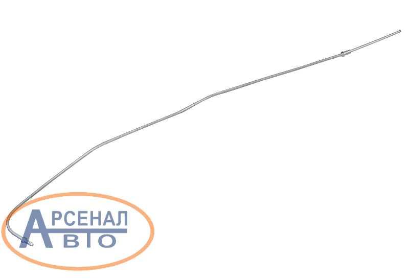 Трубка тормозной системы к правому заднему тормозу