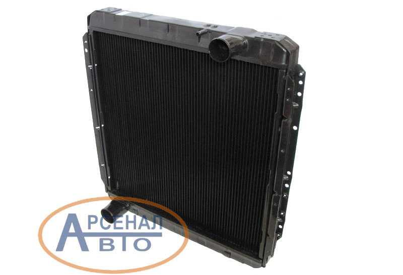 Радиатор КамАЗ-54115