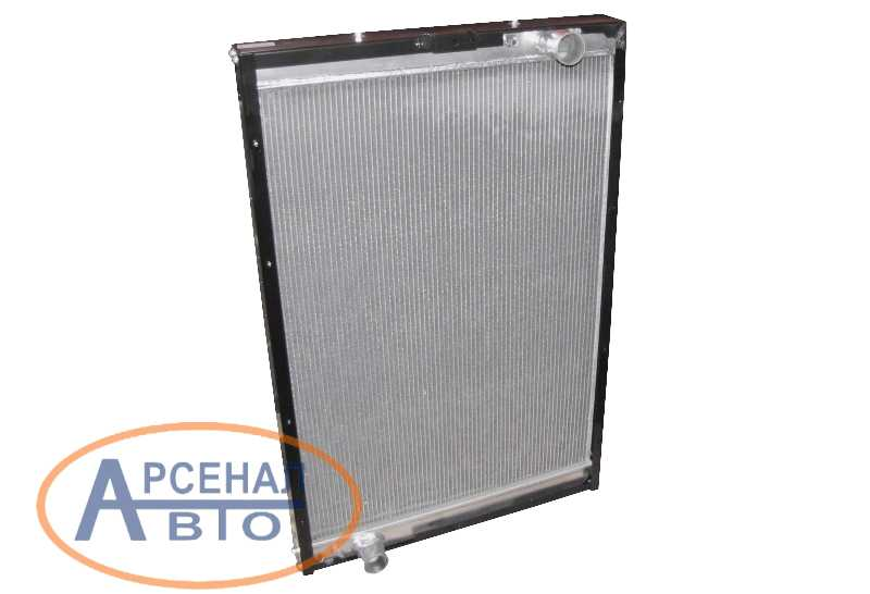 Радиатор КамАЗ-5460