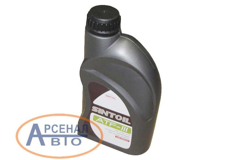 Жидкость гидравлическая ATF
