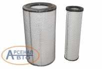 Элемент фильтрующий воздушный КамАЗ-5308