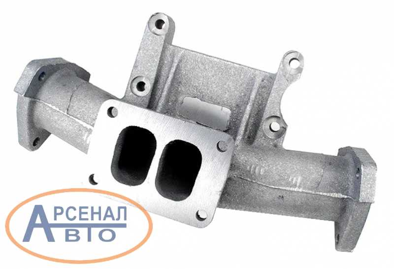 Патрубок-кронштейн 238Ф-1008482