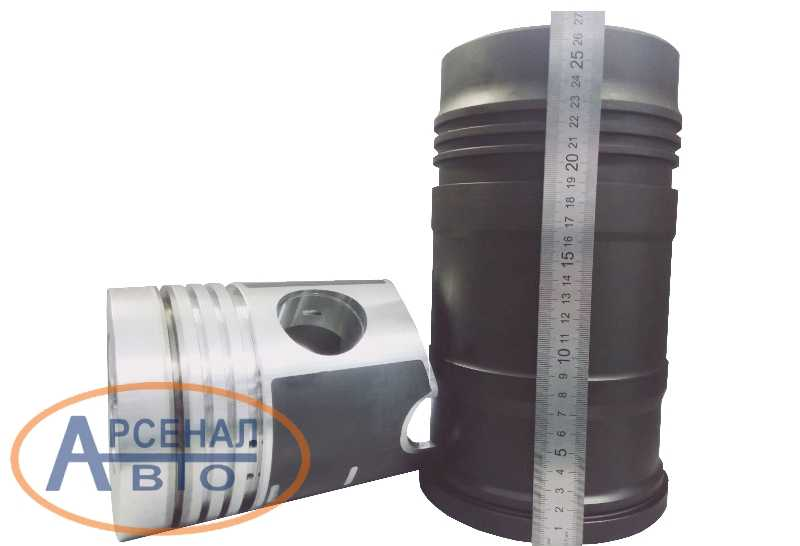 Поршнекомплект ЯМЗ-238Б