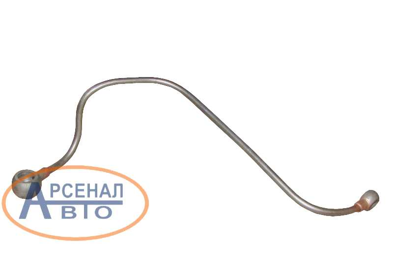 Трубка подвода масла к корректору