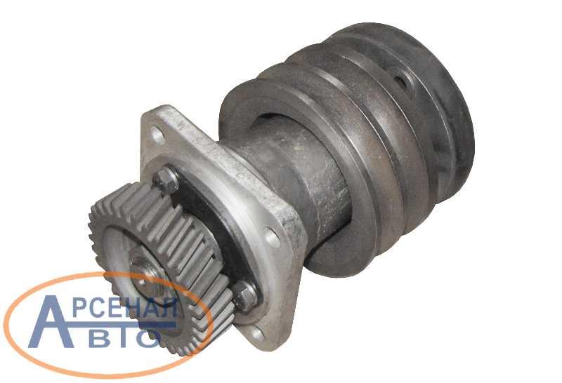 Привод вентилятора ЯМЗ-236