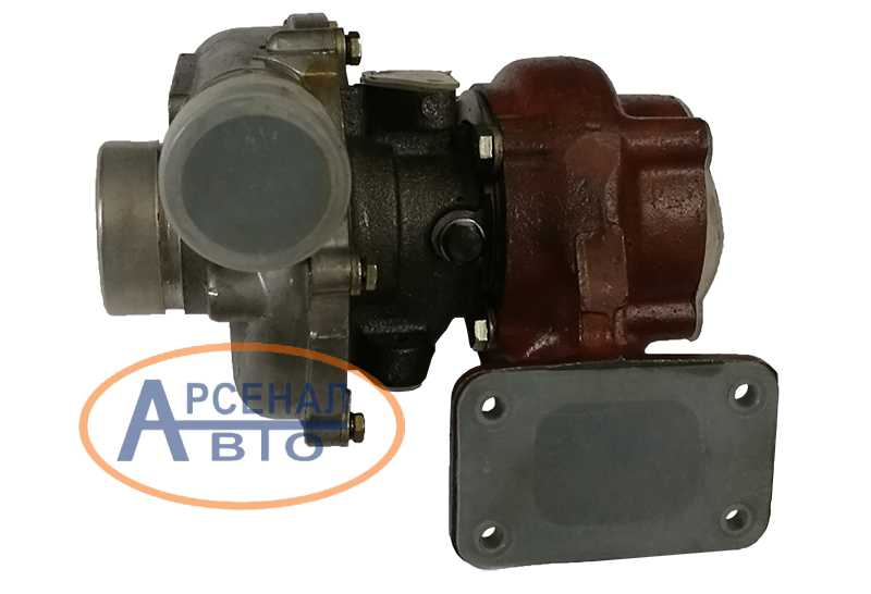 Турбокомпрессор ТКР 6-00.02