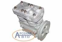 Компрессор двухцилиндровый 320л/мин