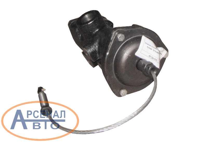 Клапан цилиндра подъема кузова