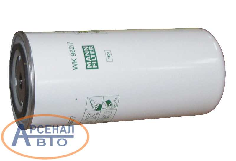 Фильтр тонкой очистки топлива WK 962/7