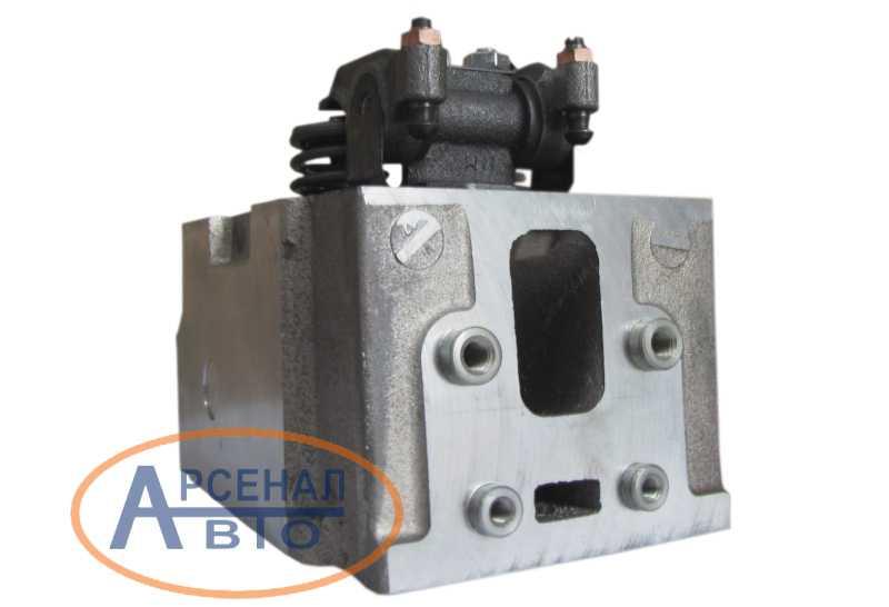 Головка блока КамАЗ Евро-3