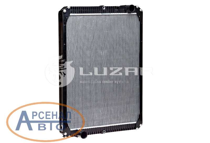 Радиатор КамАЗ-6520