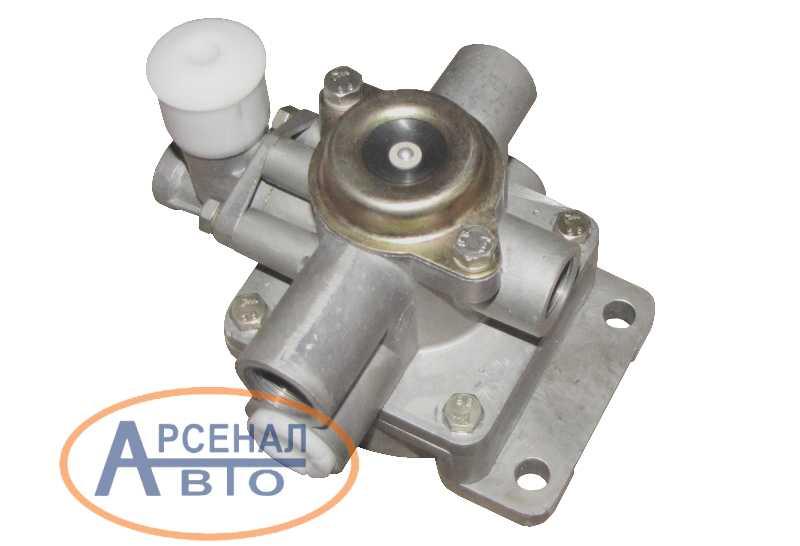 Воздухораспределитель тормозов прицепа БелОМО