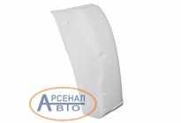 Крыло ЗиЛ-4331 пластиковое
