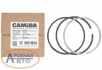 112.120 Кольцо поршневое стандарт Камаз, НЕФАЗ дв. Cummins ISBe 4955169 (3971297+ 3976337+ 4932801) (к-т) - CAMIDA