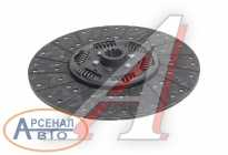 381878006092 Диск сцепления ГАЗон Next, ПАЗ-Вектор Next дв.ЯМЗ 53423 (аналог SACHS) MEGAPOWER