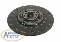 1878080035 Диск сцепления МАЗ-5516, MAN MFZ-430 (аналог SACHS) MEGAPOWER