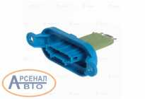 LFR0322 резистор отопителя ГАЗель Next/ГАЗон Next 13 LUZAR
