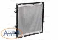 Радиатор охлаждения ГАЗон Next (ЯМЗ 534) алюминий, С41R13.1301010-30 (LUZAR) LRc0340