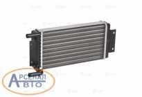 Радиатор отопителя КамАЗ алюминий, сборный (гарантия 2 года) 5320-8101060 LUZAR LRh0720