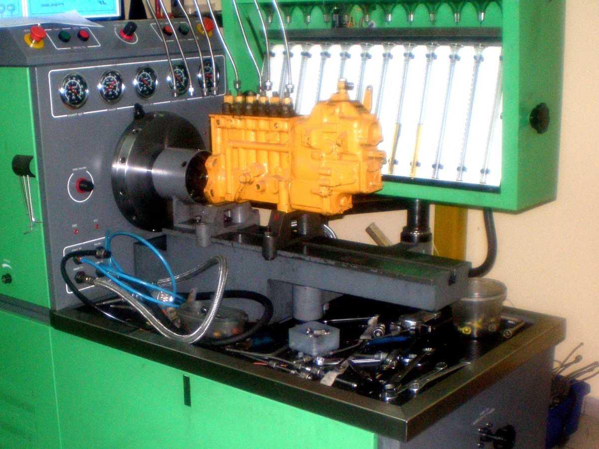 Ремонт топливной аппаратуры трактора МТЗ-80